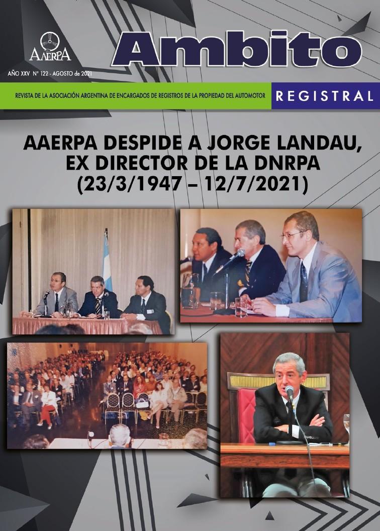 Revista Ámbito Registral 122